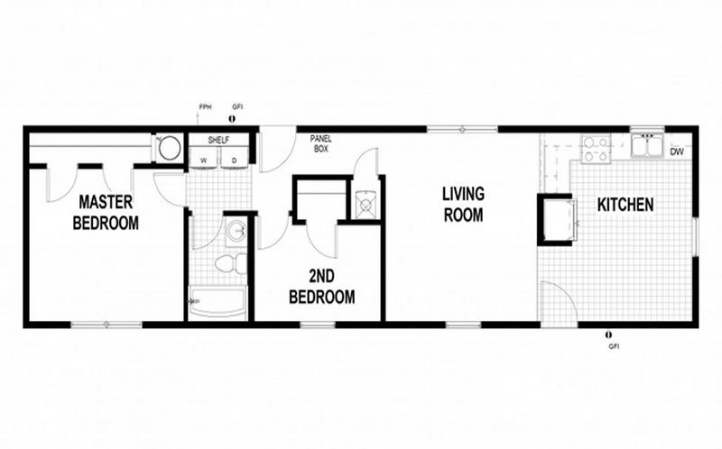 Holly park mobile home floor plans for Marshfield homes floor plans